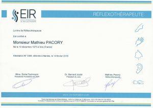 reflexologie niort - parthenay - poitiers