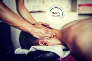 massage parthenay douleur cervicale